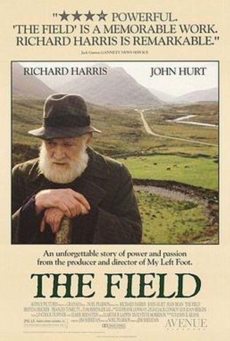"""Theatrical release poster for """"The Field"""""""
