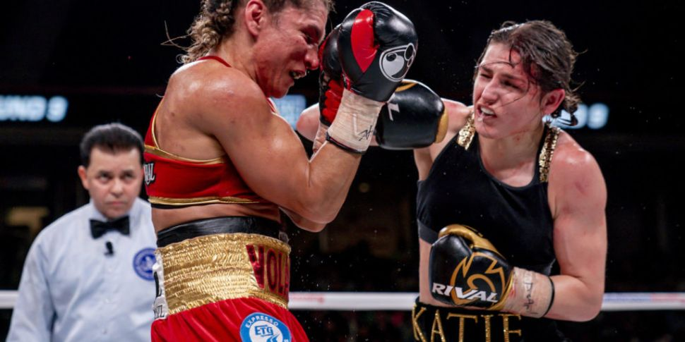 atie Taylor victorious over Rose Volante in career-topping performance