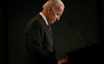 Has Joe Biden's 2020 run ended before it started?
