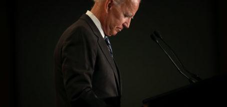 Has Joe Biden's 2020 run ended before it started?