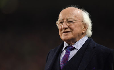 Irish President Michael D Higgins (Photo by Mike Hewitt/Getty Images)