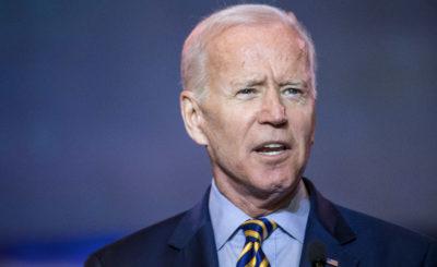 2020 US Presidential candidate Joe Biden
